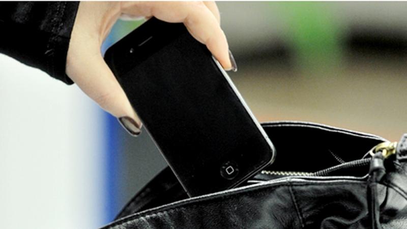 Telefon furat din Spitalul Tecuci